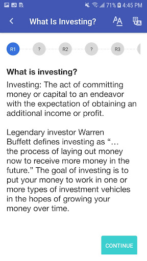 Foto do Investing 101 - Learn Investing Basics