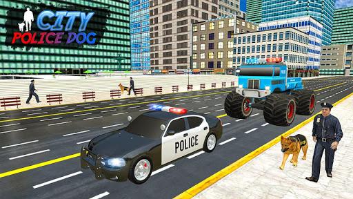 Police Dog Game, Criminals Investigate Duty 2020 1.1 screenshots 1