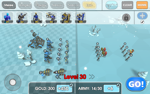 Epic Battle Simulator 2 1.4.70 Screenshots 10