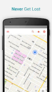 New York Offline City Map