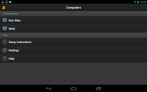 VLC Streamer Free 2.47 (3533) Screenshots 12