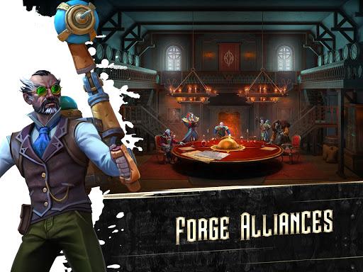 Heroes of the Darku2122  screenshots 13
