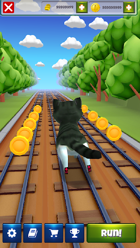 Cat Run 3D 2.0 screenshots 1