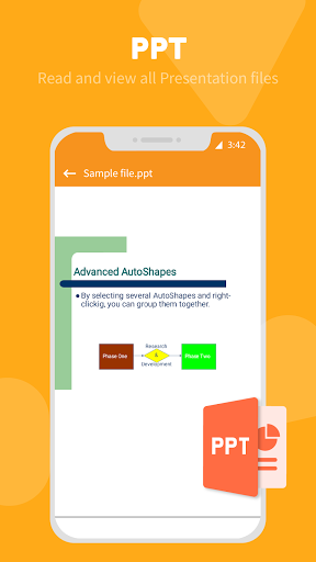 All Document Reader: PDF, excel, word, Documents android2mod screenshots 5