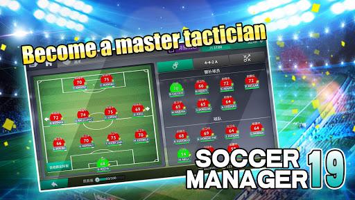 Télécharger Soccer Manager 2019 - SE APK MOD 2