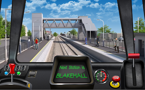 Train Simulator Uphill 2020 2.1 Screenshots 4