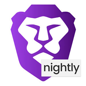 Brave Browser (Nightly) 1.20.77 by Brave Software logo