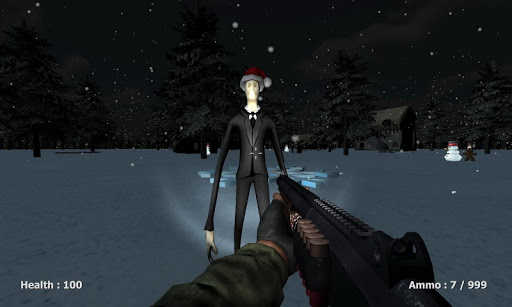 Slenderman Must Die: Chapter 4 - Silent Streets filehippodl screenshot 6