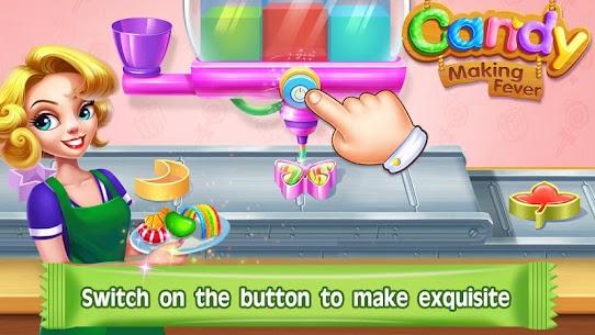 Sweet Candy Maker: Magic Shop 2