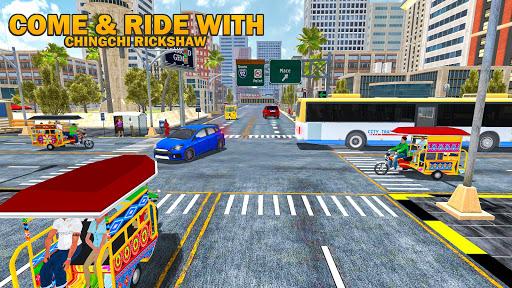 Offroad Tuk Tuk Rickshaw Driving: Tuk Tuk Games 21 screenshots 10