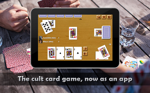 Schnapsen, 66, Sixty-Six - Free Card Game Online 2.94 screenshots 6