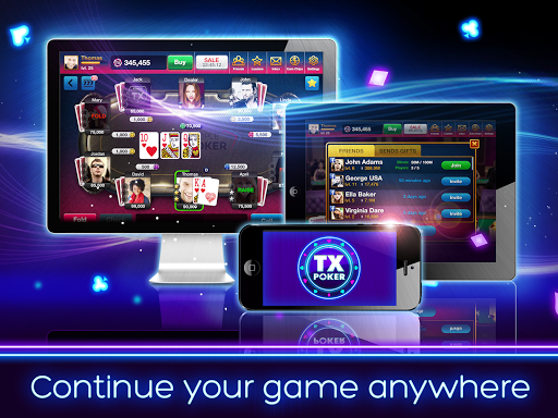 TX Poker - Texas Holdem Poker 2.35.0 screenshots 5