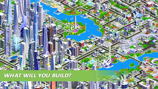 Designer City building game Mod Apk 1.75 (Unlimited Money) 1