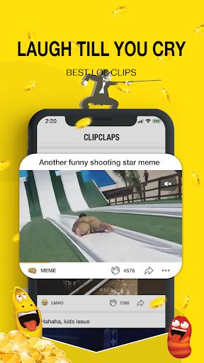 ClipClaps - Reward For Laughs 2.6.1.1 Screenshots 5