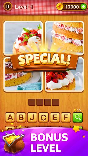 4 Pics Guess 1 Word - Word Games Puzzle 3.3 Screenshots 4
