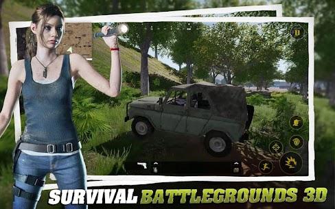 Free Gun Fire Unknown Survival Battleground 3