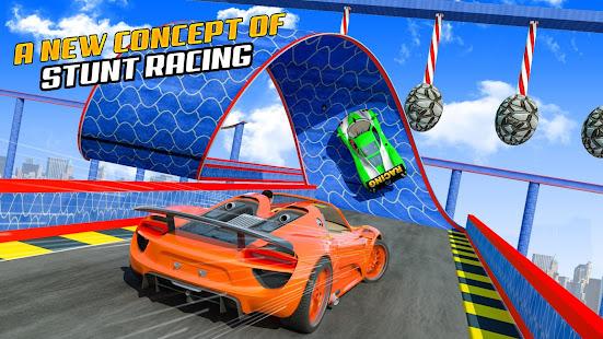 Superhero Car Games GT Racing Stunts - Game 2021 1.22 Screenshots 3