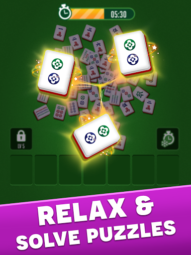 Mahjong Triple 3D - Tile Match Master 2.0.6 screenshots 17