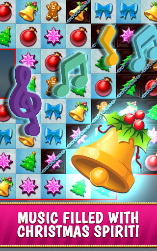 Christmas Crush Holiday Swapper Candy Match 3 Game 1.66 screenshots 5