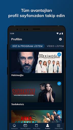 Kanal D apktram screenshots 5