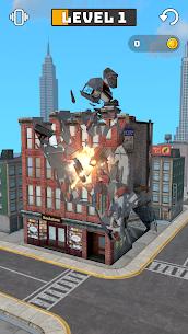 Cannon Demolition MOD Apk 1.4.7 (Unlimited Money) 3