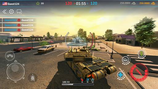 Modern Assault Tanks: Tank Games 3.71.1 screenshots 8