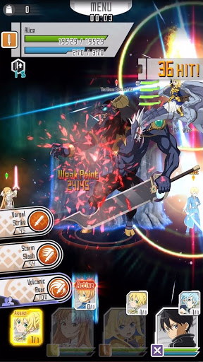 SWORD ART ONLINE:Memory Defrag goodtube screenshots 12