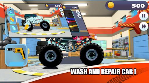 Truck Racing for kids  screenshots 5