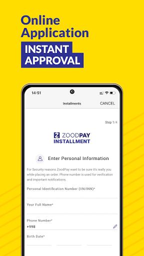 ZoodMall & ZoodPay: Buy now, Pay in Installments apktram screenshots 6