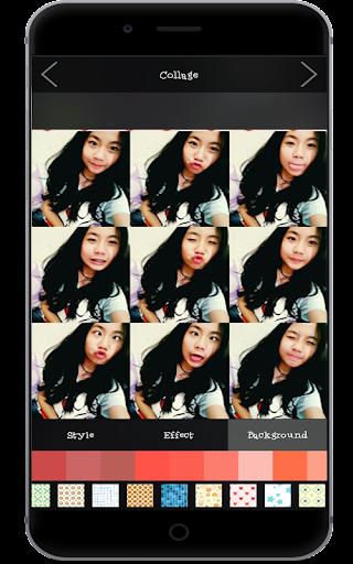 Selfie A-612 Lite Filter 2.0.1 Screenshots 4