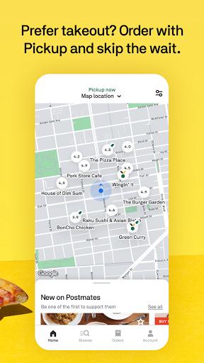 Postmates - Food, grocery & more  screenshots 5