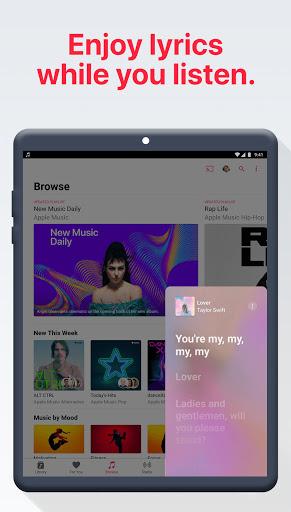 Apple Music apktram screenshots 7