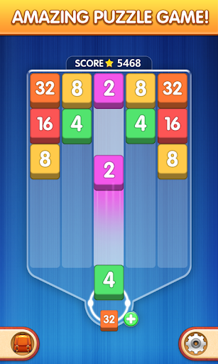 Number Tiles - Merge Puzzle  screenshots 1