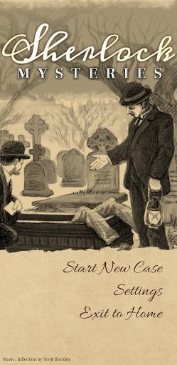Télécharger Sherlock Mysteries APK MOD (Astuce) screenshots 1