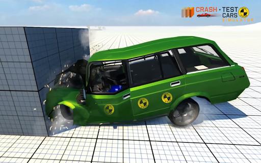 Car Crash Test VAZ 2104 screenshot 2