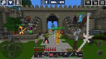 Multicraft: Block Craft Mini World 3D