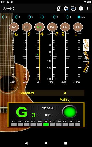 GuitarTuner - Tuner for Guitar apktram screenshots 11