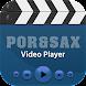 HD SAX And POR X Video Player