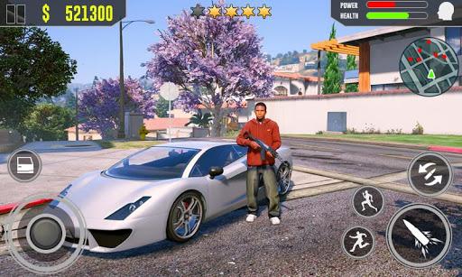 Code Triche Gangster Fight - Vegas Crime Survival Simulator APK MOD  (Astuce) screenshots 1