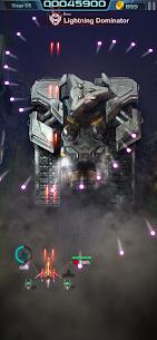 NOVA: Fantasy Airforce 2050 MOD APK 3.0.1 (Unlimited money, unlocked, high defense) 3
