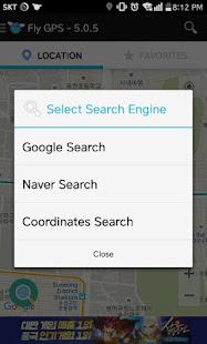 Fly GPS-Location fake/Fake GPS screenshots 3