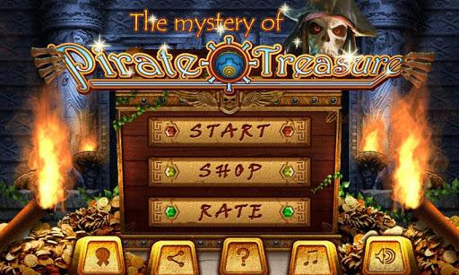 mystery pirate treasure screenshot 1
