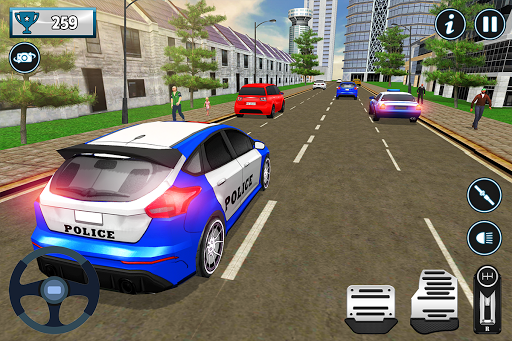 Police City Traffic Warden Duty 2019 android2mod screenshots 8