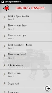 Miniature Painting – Scenery – Wh40k 1.80 Mod APK (Unlimited) 3