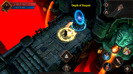 Vengeance RPG Varies with device screenshots 4