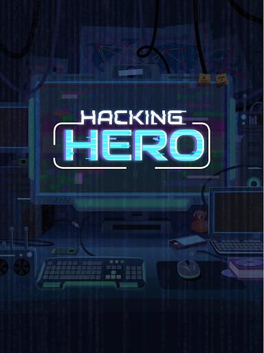 Hacking Hero - Cyber Adventure Clicker screenshots 12
