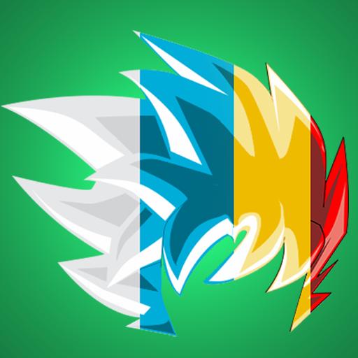 SelfComic - Dragon Warrior Z Cosplay Photo Editor