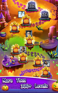 Witchdom -  Candy Witch Match 3 Puzzle 2019