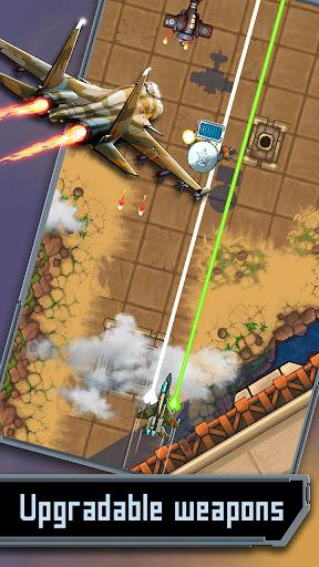 Mig 2D: Retro Shooter! apkmr screenshots 10
