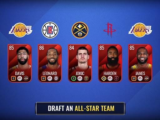 NBA LIVE Mobile Basketball 5.1.20 screenshots 17